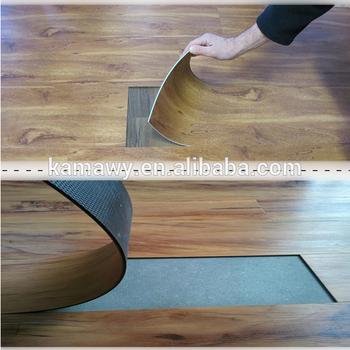 Wood Look Pvc Plank Flooring Self Adhesive Vinyl Flooring Pvc