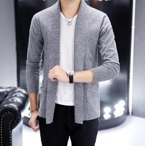 wholesale cashmere instock dress knitting cardigan men's shrug sweater