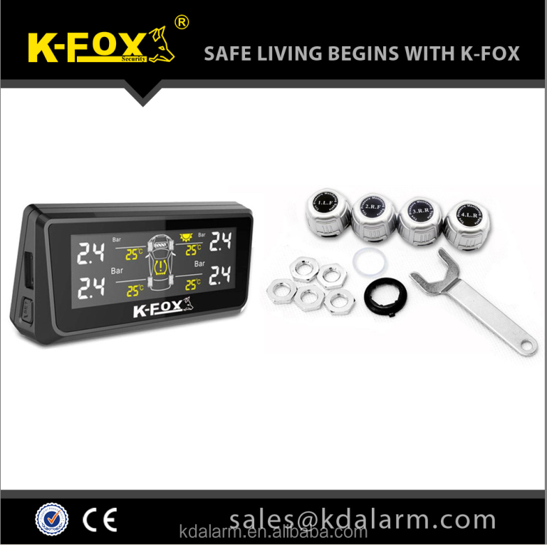 Universal TPMS For Car,Tire Pressure Monitoring System(TPMS)