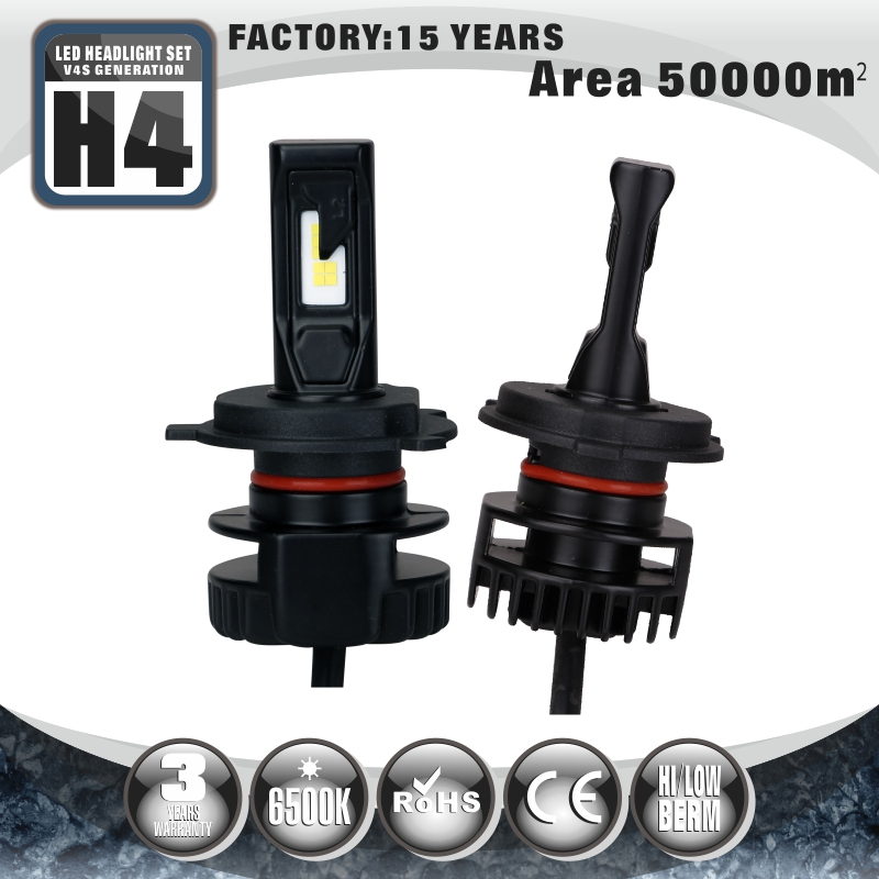 TUFF PLUS hot sale 12v 32v auto parts accessory car H15 LED headlight bulb