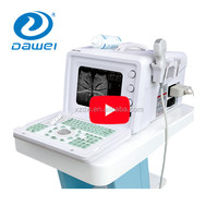 Full-digital portable ultrasound machine +10inch CRT+80 element DW330