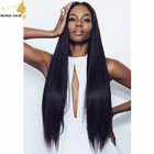 Amazon Brazilian Hair With Closure 10 12 14 16 18 20 22 24 26 28 30 Inch Human Hair Straight Lace Closure