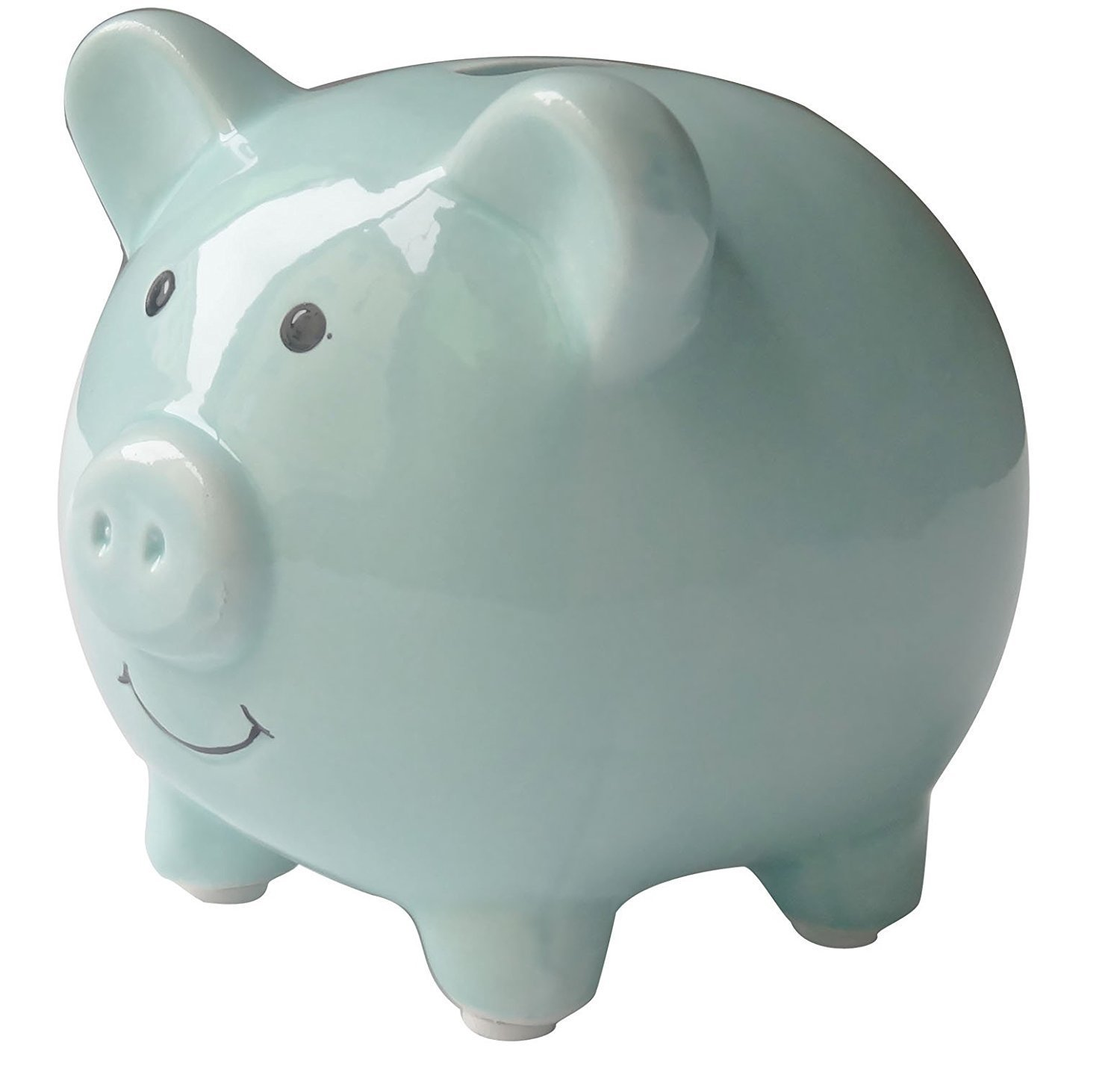 Get Quotations Ceramic Piggy Bank Mini Small Cute Coin Money Makes A