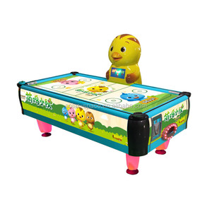 Factory price david backkom score counter air hockey table for arcade game center/family/mall