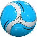 Pvc football size 5 promo Stock soccer ball for free sample