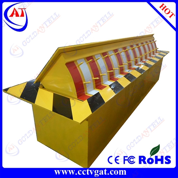 High quality anti-crush system hydraulic stopper road blocker security parking barrier