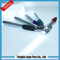 Hot selling good quality led light ballpoint pens