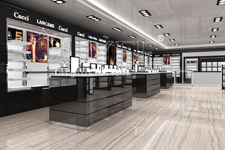 Menarik Desain Toko Parfum Dekorasi Interior Desain Toko ...