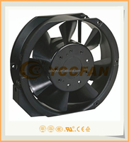 17251 CCC Rohs 1751(7B) 150 170mm AC waterproof electric axial 220v fan
