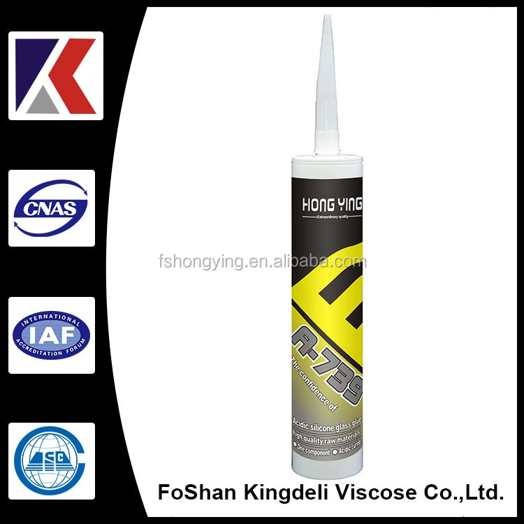 advanced general purpose acid silicone sealant
