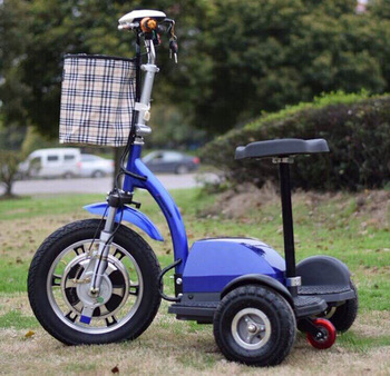 48v elektro scooter 3 rad escooter zippy zappy. Black Bedroom Furniture Sets. Home Design Ideas