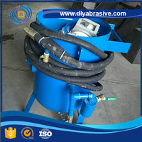 50 Gallon Vacuum Sand blasters /sand blasting machine