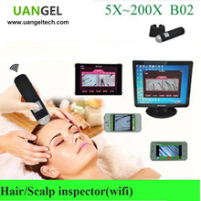 hair scalp health diagnosis machine for beauty