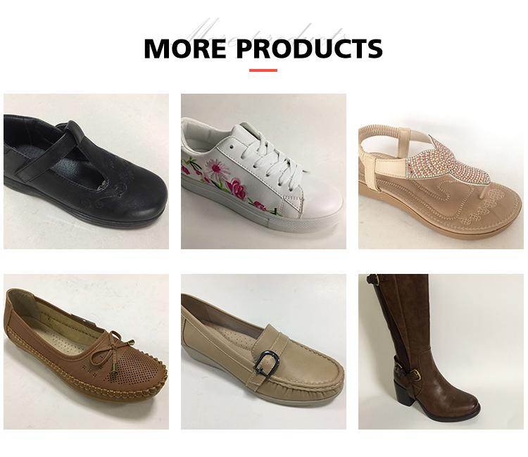 Di alta qualità delle ragazze di cuoio dell'unità di elaborazione della caviglia di colore solido stivali scarpe per le donne