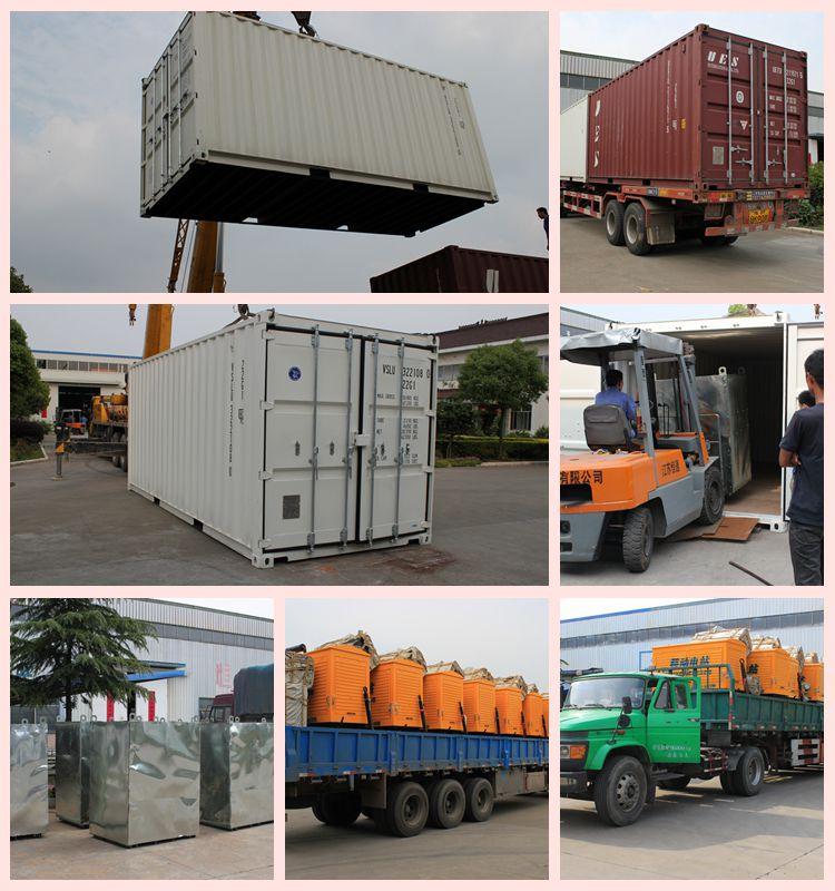 Soundproof Generator 48kw~590kw Korean Doosan Daewoo Engines Ac Generator  Head - Buy Generator Ac,Ac Generator Head,Generator Soundproof Product on
