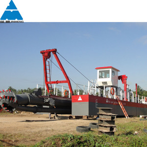 NEW JMD350 14 inch hydraulic cutter suction dredger for sand dredging for  sale