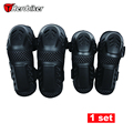 HEROBIKER 2016 1Set Motorcycle Kneepad Motocross Knee Motorcycle Elbow Outdoor Knee Elbow Protection Off road Protective
