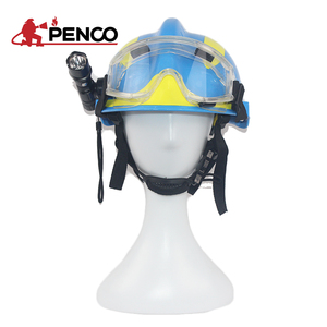 firefighting rescue fireman helmet safety helmet with reflective stripe
