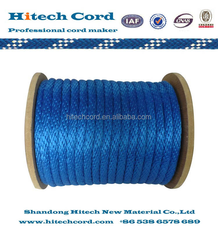 PE Twisted electric fencing rope for farm fencing