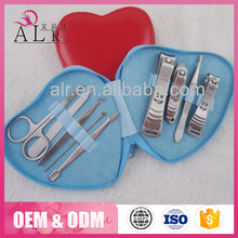 AMS-0019 9 Pieces Stainless steel Personal Manicure