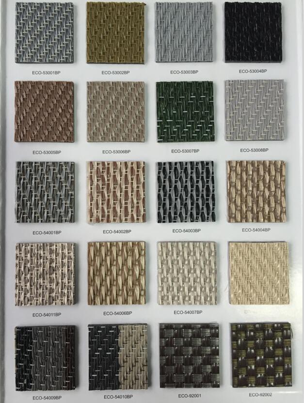 Eco Beauty Woven Vinyl High Tech Outdoor Driverway Tiles Weave Design