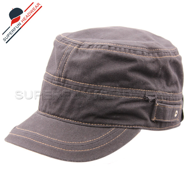Customize high quality army sailor captain hat