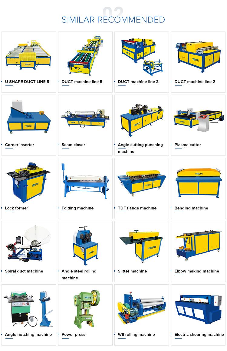 Handleiding plaatwerk vouwen machine handleiding flens bender krimpen machine/hand buigen machine