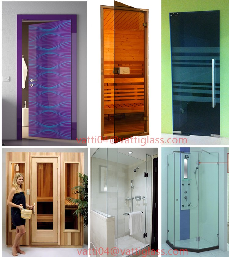 Lowes commercial shower interior bathroom doors glass for Commercial interior sliding glass doors