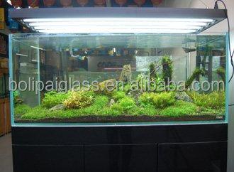 ultra clear glass aquarium tank for sale