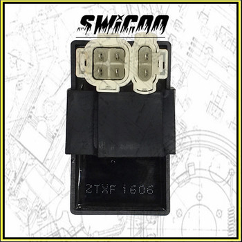 Gy6 50cc 150 250 Gas Scooters 6 Pin Dc Cdi Box - Buy Cdi,Gy6 Cdi Product on  Alibaba com