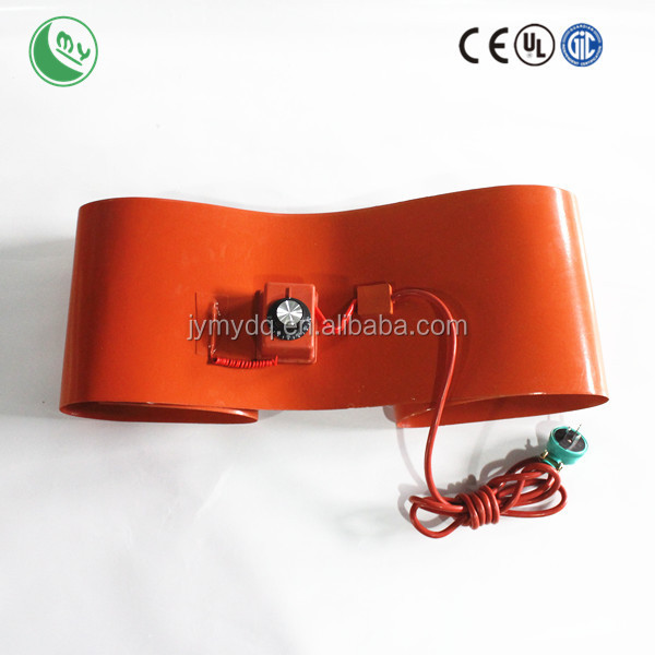 flexible heating element polyimide,silicone rubber heater