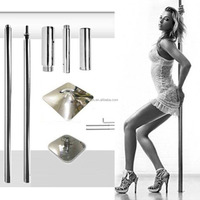Body Fitness 45mm Stripper Exercise Extension Dance Poles