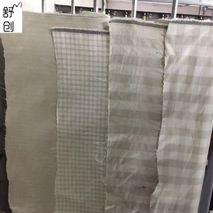 new desgin Jacquard linen fabric for clothing and table cloth