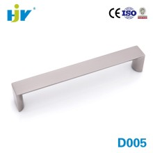 Most popular flat aluminium bedroom drawer handles