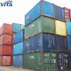 20ft/20gp/20dv used containers second hand container for sale in China