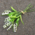2018 Hot Selling Bridal Bouquet Real Touch Artificial Flowers Lily Of The Valley For Wedding
