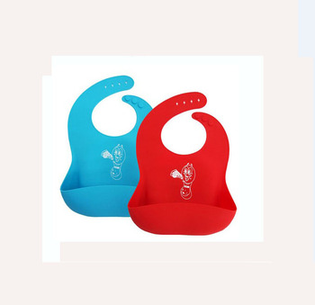 direct factory supply silicone funny baby bib