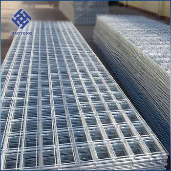 Factory Supply Welded Wire Mesh Panel Cattle Panels Hog Wire Panels ...