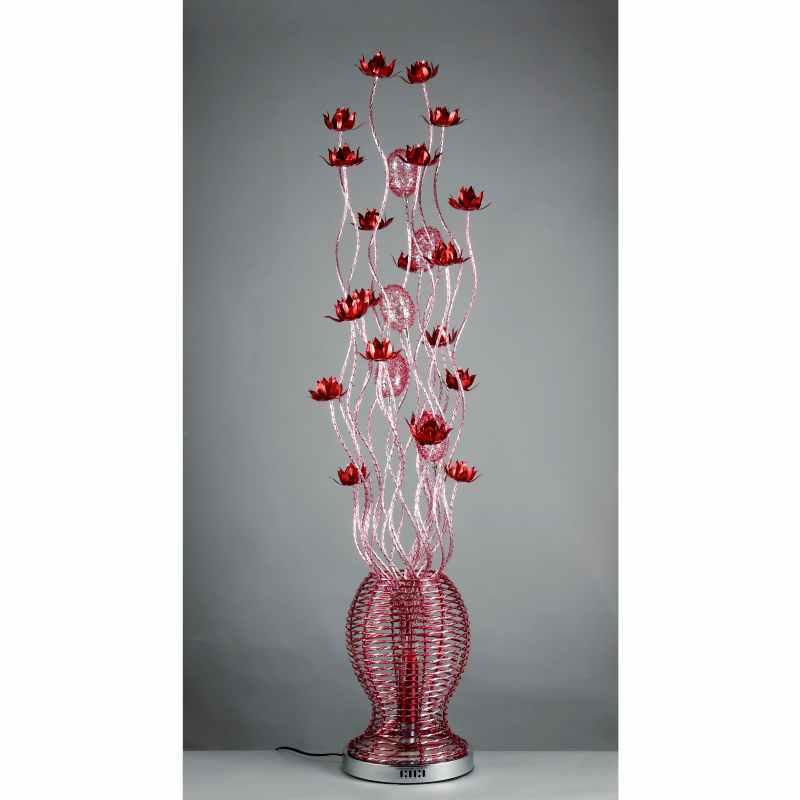 Get Quotations Rose Vase Floor Lamp Handmade Flower Basket Lamps Brief Decorative Lighting
