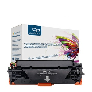 Civoprint Buyer Of Empty Toner Cartridges Best Quality Imported White Laser Toner C410X Toner Cartridge