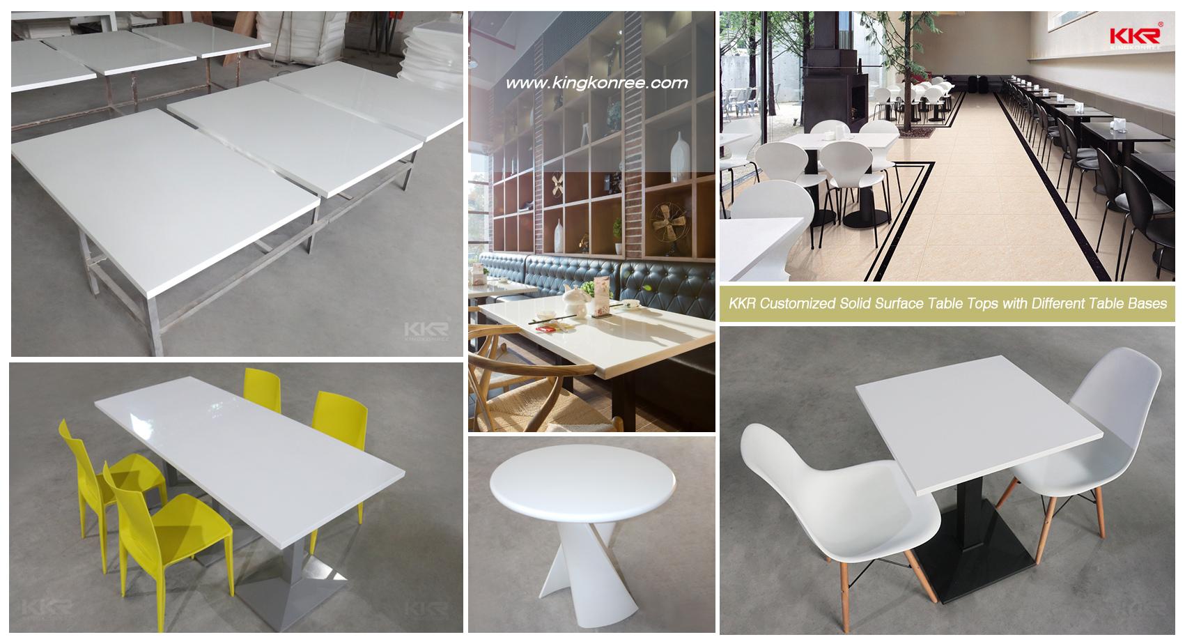 आधुनिक दौर गोल्डन एक्रिलिक साइड टेबल कमरे में रहने वाले फर्नीचर, लौह धातु अंत तालिका