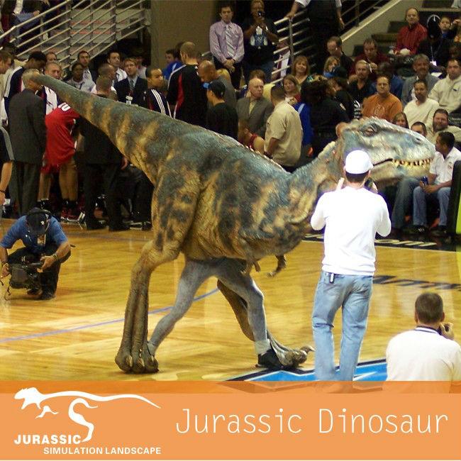 caminar realista dinosaurios disfraces