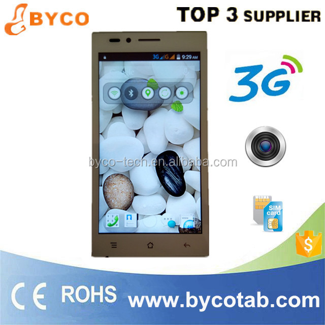 Low price 4.5inch 3G cell phone Innovative products 2015