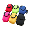Promotional Outdoor Running Sports Neoprene Mobile Arm Phone Bag
