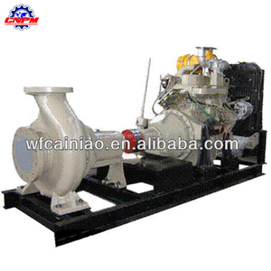 farm irrigation water pump diesel generator