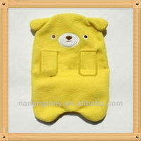 cute beer hot water bottle toy cover