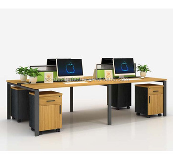 2 Person Office Desk Standard Furniture Dimensions C029 Hgm 8010 4 Executive Table Specifications