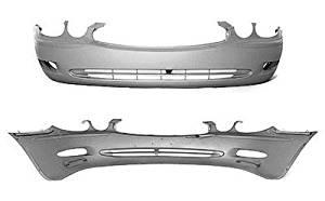 Crash Parts Plus Front Bumper Cover for 05-07 Buick Allure, LaCrosse GM1000739