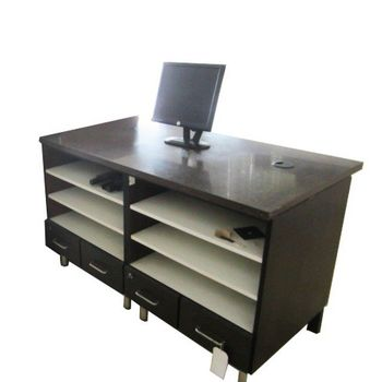 Cash Register Nail Salon Furniture For Shop Counter Table Design