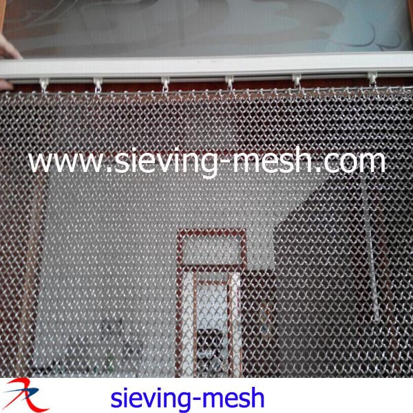 Stainless Steel Wire Chainmail Ss Chain Mail Sheet